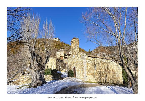 Pommerol - Drôme Provençale © Nicolas GIRAUD
