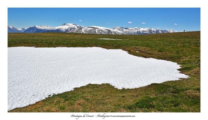 Montagne de Conest - Matheysine en Dauphiné © Nicolas GIRAUD