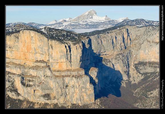 Massif du Glandasse - P.N.R. du Vercors © Nicolas GIRAUD
