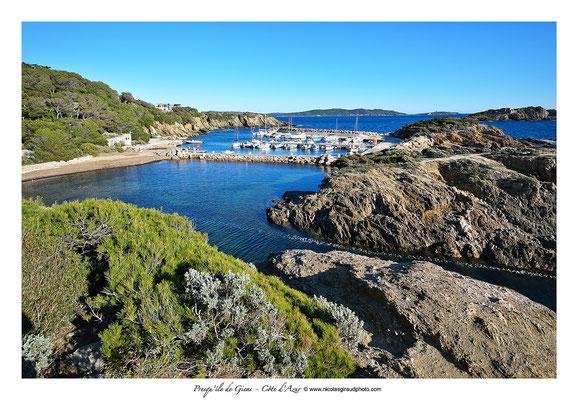Port Augier - Presqu'île de Giens © Nicolas GIRAUD