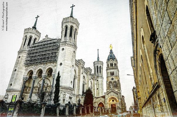Basilique de Fourvière © Nicolas GIRAUD