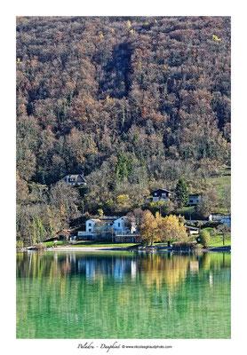 Lac de Paladru - Dauphiné © Nicolas GIRAUD