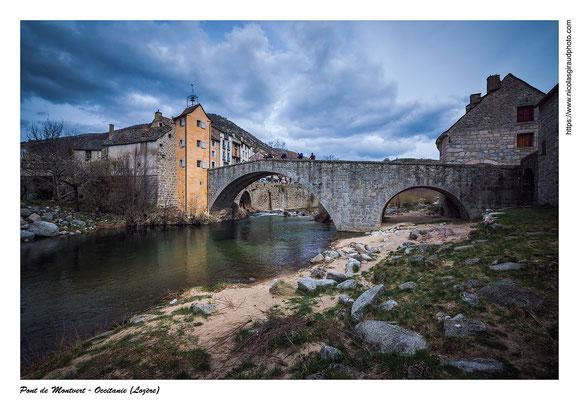 Pont de Montvert - Lozère © Nicolas GIRAUD