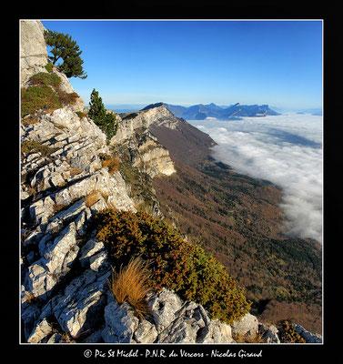 Montagne de St Michel - P.N.R. du Vercors © Nicolas GIRAUD