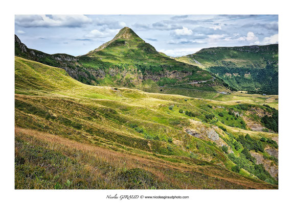 Puy Mary - Monts du Cantal © Nicolas GIRAUD