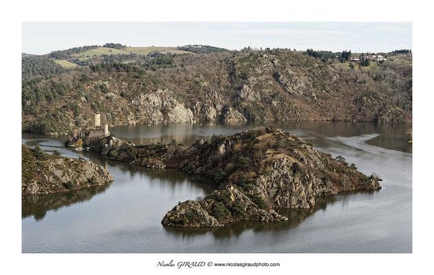 Gorges de la Loire - Grangent © Nicolas GIRAU