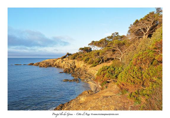 Plage des Criques - Presqu'île de Giens © Nicolas GIRAUD
