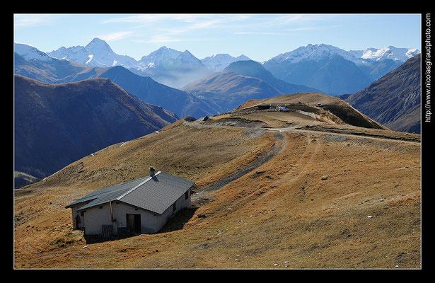 Plateau d'Emparis - Oisans © Nicolas GIRAUD