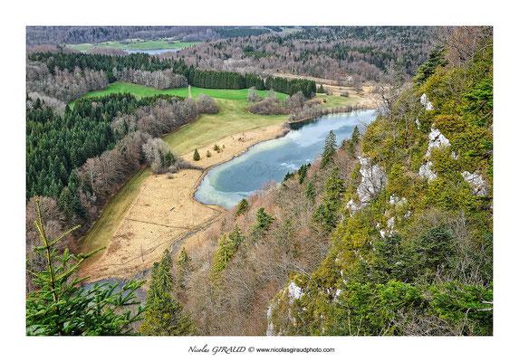 Lac du Petit Maclus - Jura © Nicolas GIRAUD