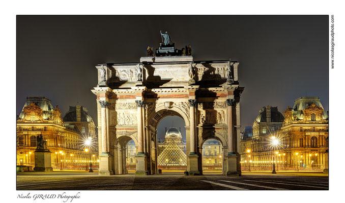 Paris Carroussel du Louvres © Nicolas GIRAUD