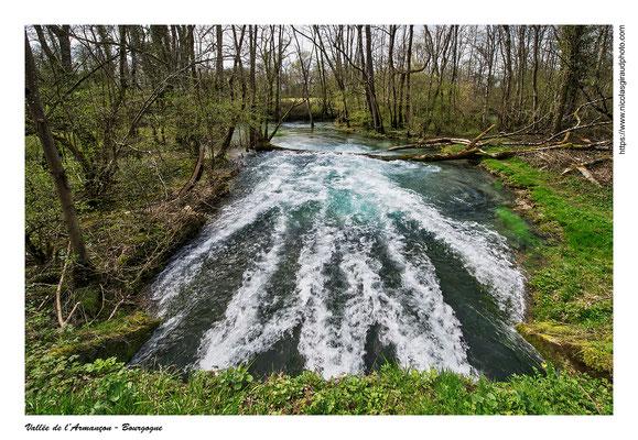 Vallée de l'Armançon - Yonne © Nicolas GIRAUD