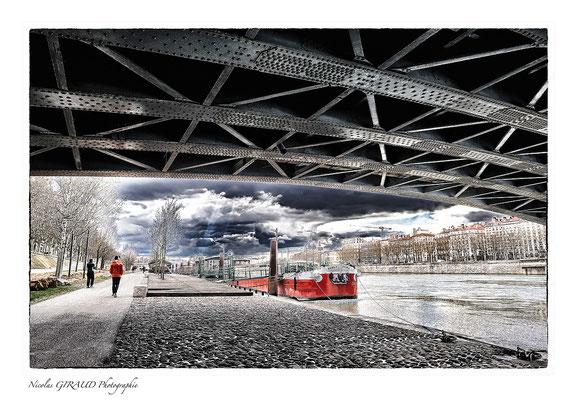 Pont Lafayette © Nicolas GIRAUD