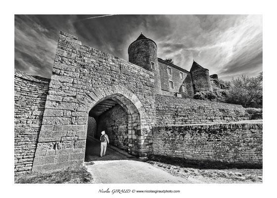 Brancion - Bourgogne © Nicolas GIRAUD