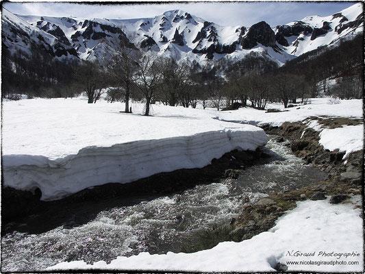 Réserve de Chaudefour - P.N.R. des Monts Auvergne © Nicolas GIRAUD