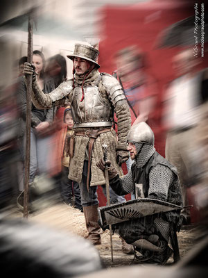 Fête médiévale de Crest © Nicolas GIRAUD