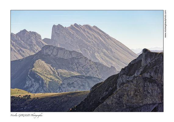 Montagne de Farraud - Dévoluy © Nicolas GIRAUD