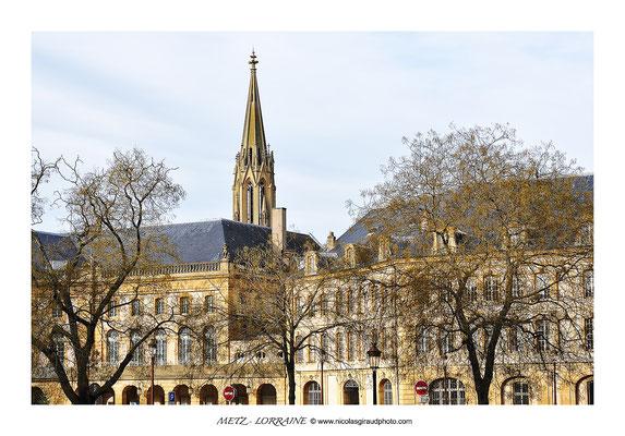 Théatre de Metz © Nicolas GIRAUD
