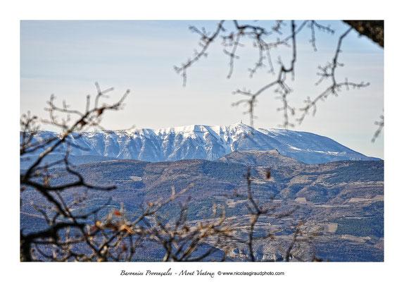 Mont Ventoux - Baronnies Provençales © Nicolas GIRAUD
