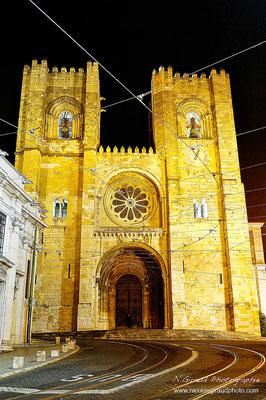 Cathédrale Sé Patriarcal- Lisbonne © Nicolas GIRAUD