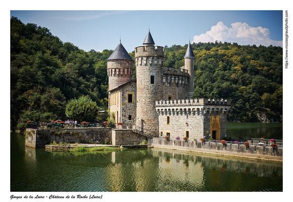 Château de la Roche - Roannais © Nicolas GIRAUD