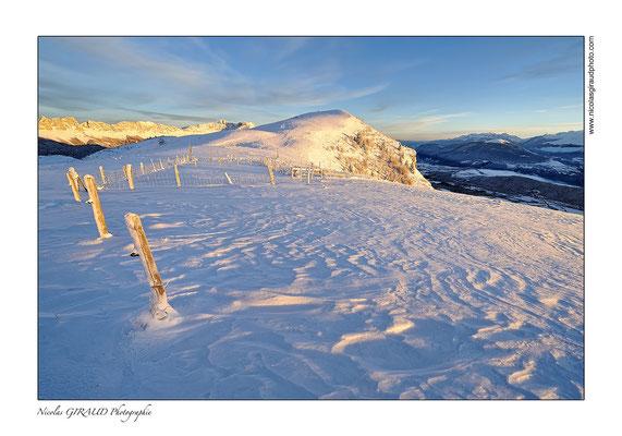 Montagne de Gresse -P.N.R. du Vercors © Nicolas GIRAUD