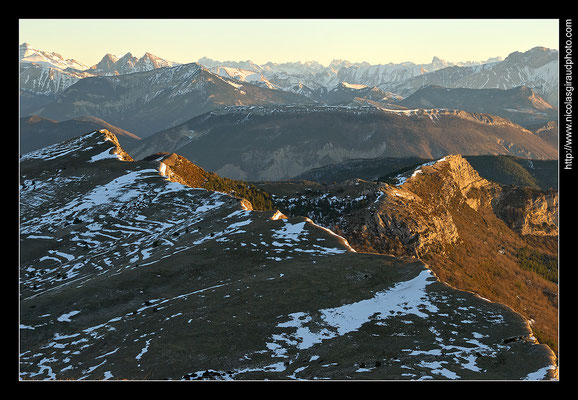 Montagne de l'Aup - Drôme © Nicolas GIRAUD
