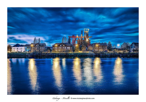 Uckange - Moselle © Nicolas GIRAUD