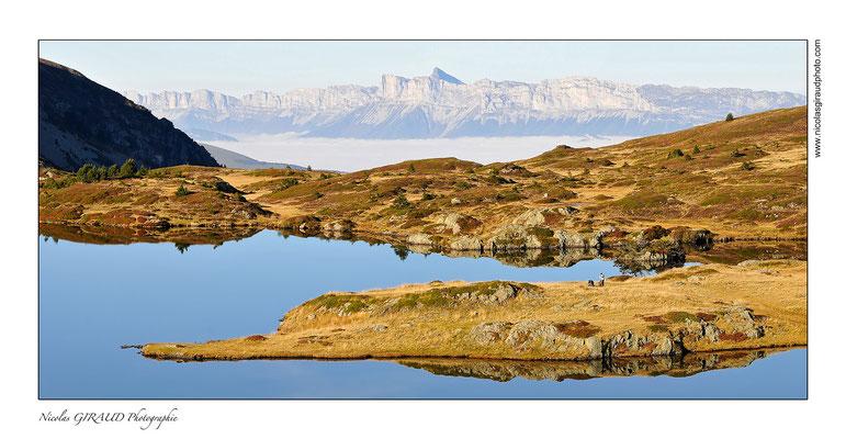 Lac Fourchu - Taillefer © Nicolas GIRAUD