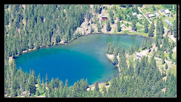 Lac du Poursallet - Taillefer © Nicolas GIRAUD