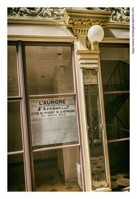 Passage couvert - Autun - Saône et Loire © Nicolas GIRAUD