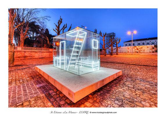 "La ""Manu"" St Etienne - Loire © Nicolas GIRAUD"