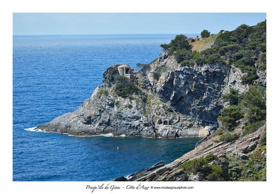 Pointe des Salis - Presqu'île de Giens - Côte d'Azur © Nicolas GIRAUD