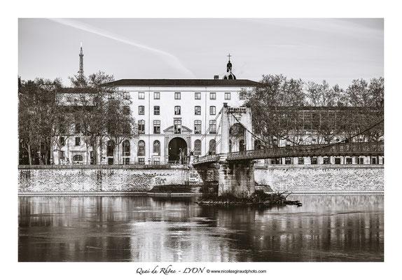 Quai du Rhône © Nicolas GIRAUD