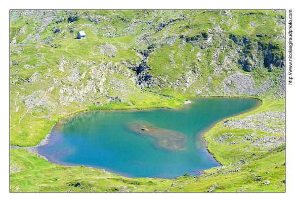 Lac du Bouffrier - Taillefer © Nicolas GIRAUD