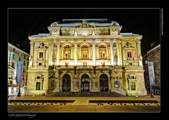 Théâtre des Célestins © Nicolas GIRAUD