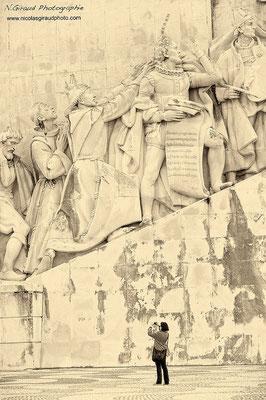 Monument des Découvertes - Lisbonne © Nicolas GIRAUD