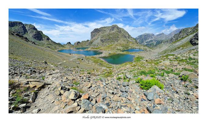 Lacs Robert - Belledonne © Nicolas GIRAUD