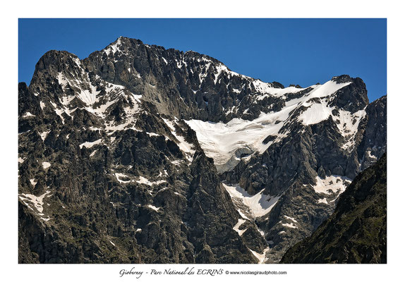 Glacier dela Condamine - P.N.E. © Nicolas GIRAUD