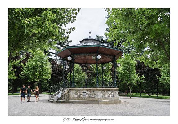 Parc de la Pépinière - Gap © Nicolas GIRAUD