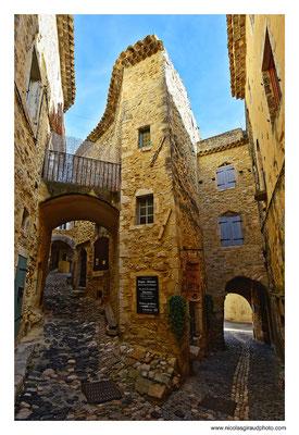 St Montan - Bas Vivarais - Ardèche