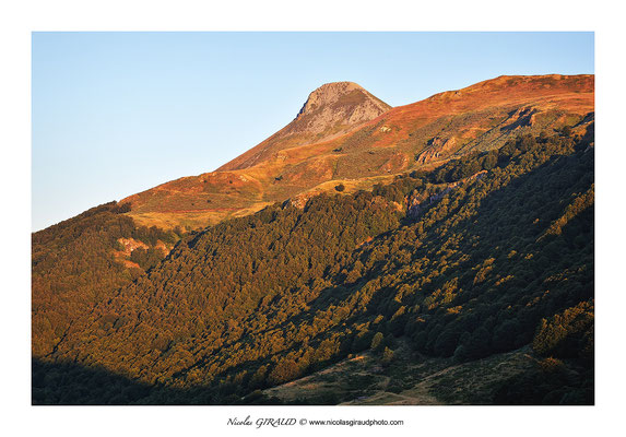 Puy Griou - Monts du Cantal © Nicolas GIRAUD