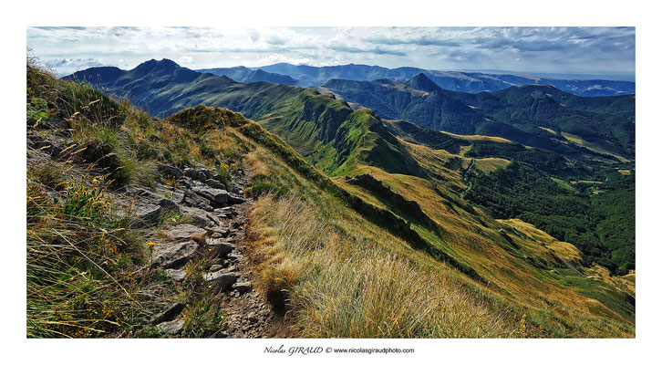 Monts du Cantal © Nicolas GIRAUD