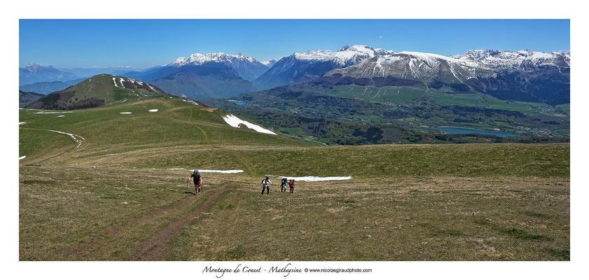 Montagne de Conest - Matheysine (Dauphine) © Nicolas GIRAUD