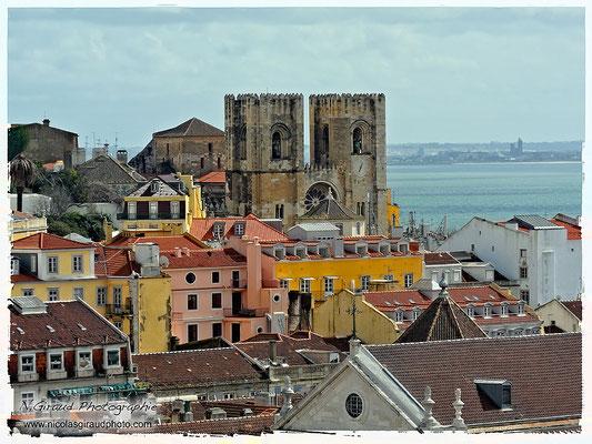 Alfama - Lisbonne © Nicolas GIRAUD
