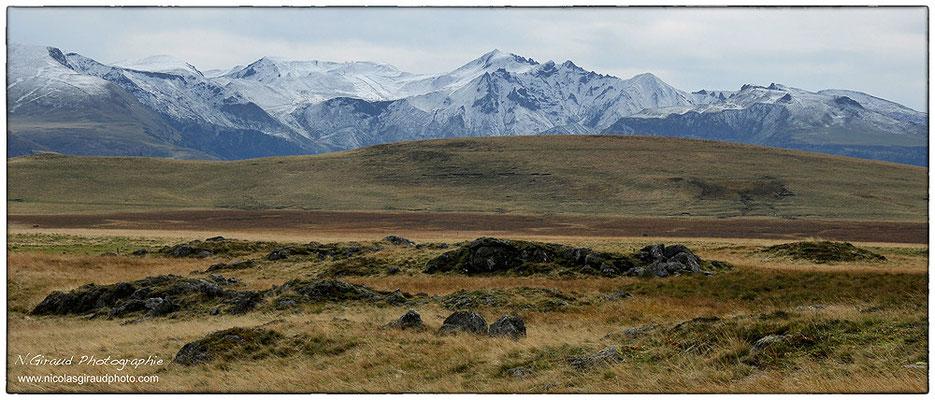 Plateau de la Banne d'Ordanche - P.N.R. des Monts Auvergne © Nicolas GIRAUD