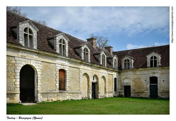 Château de Tanlay - Yonne © Nicolas GIRAUD