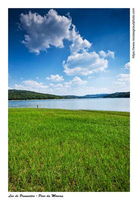 Lac de Pannecière - Parc du Morvan © Nicolas GIRAUD