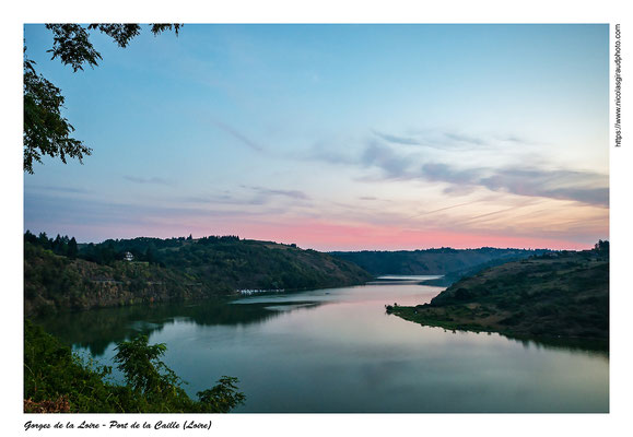 Gorges de la Loire - Roannais © Nicolas GIRAUD