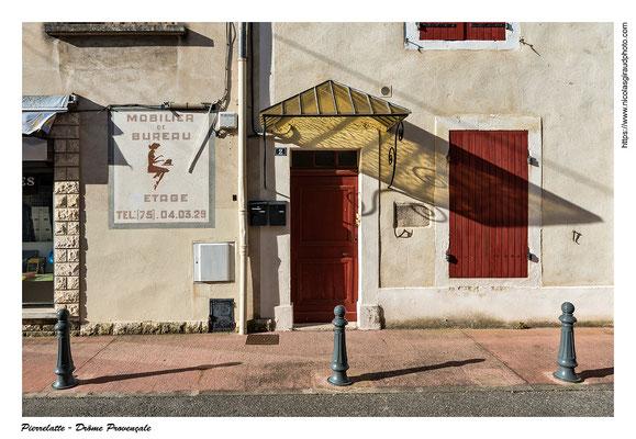 Pierrelatte - Drôme © Nicolas GIRAUD