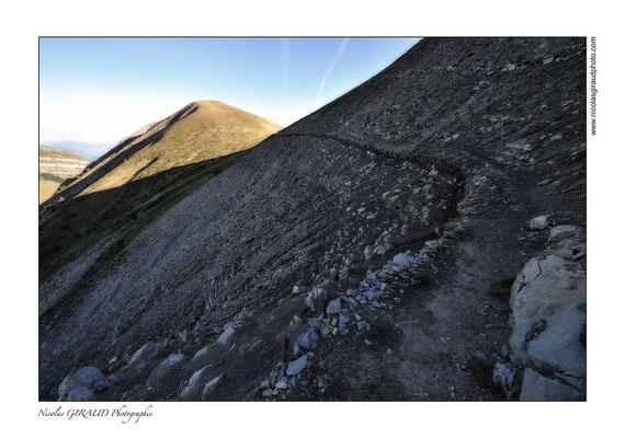 Col de l'Aiguille - Dévoluy © Nicolas GIRAUD